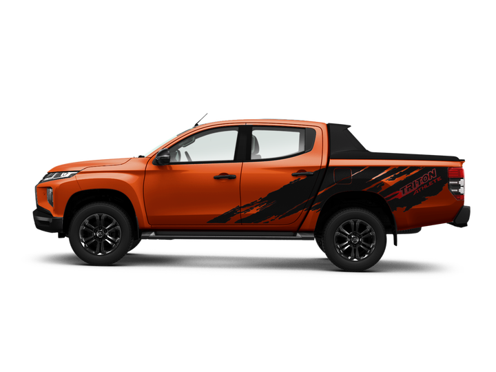 Double Cab 4WD Athlete AT