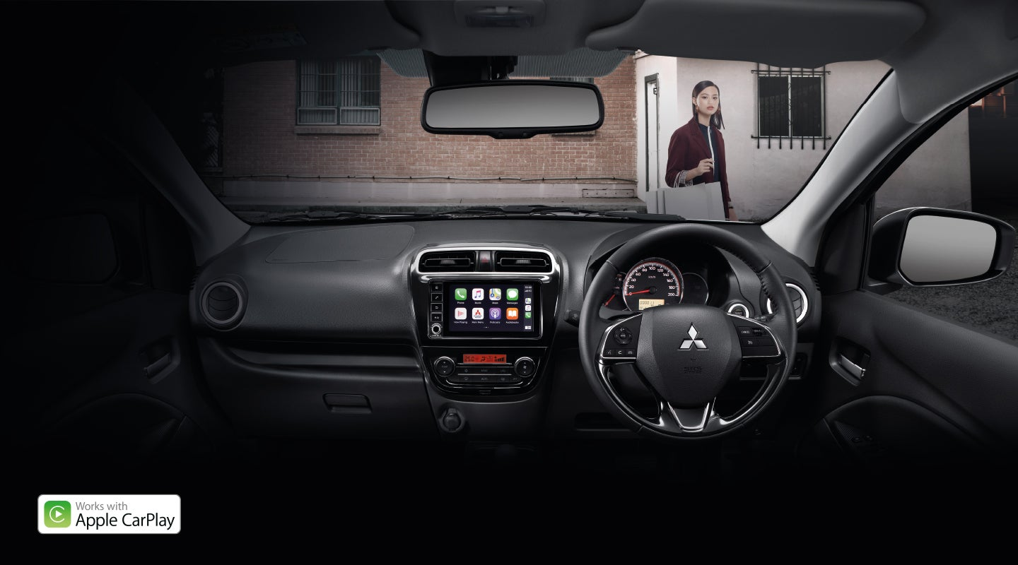 "7"" TOUCHSCREEN WITH SDA (SMARTPHONE-LINK DISPLAY AUDIO)"