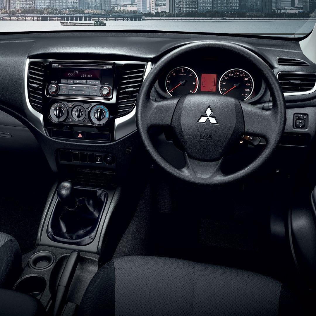 Mitsubishi New Pajero Sport 2wd Gt: 2WD - New Mitsubishi Triton