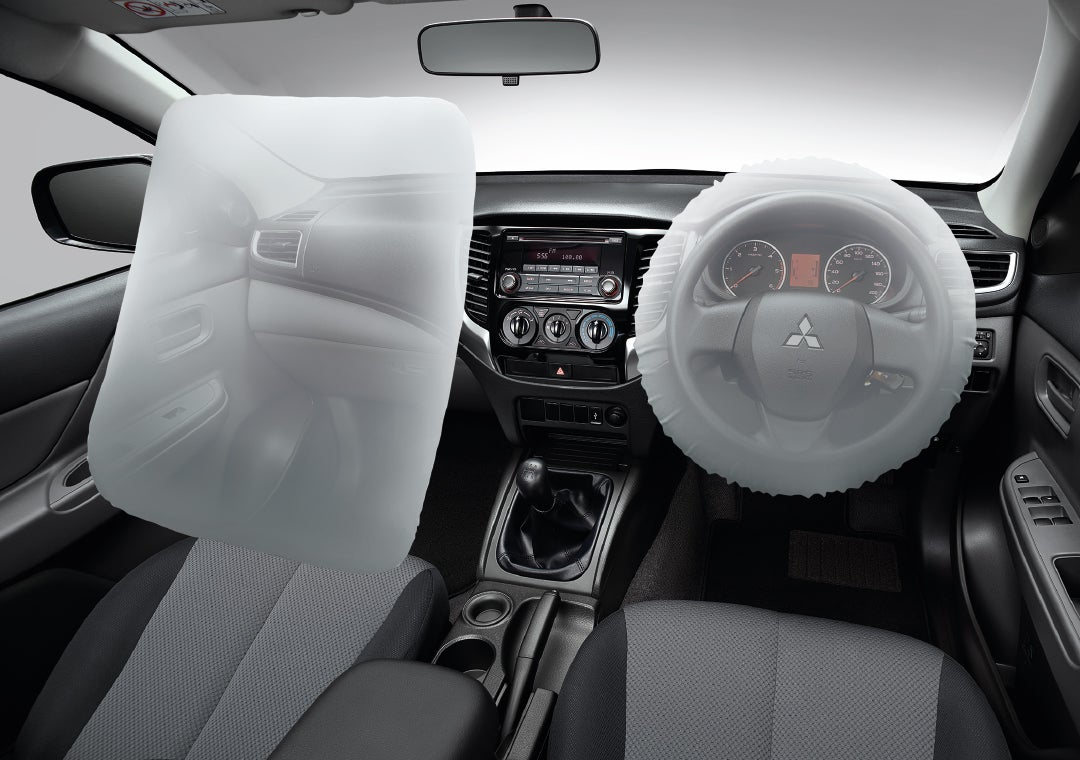 DUAL SRS AIRBAG